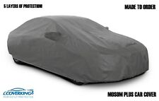 Coverking All Weather Mosom Plus Custom Tailored Car Cover for BMW M3 E46