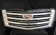 2015-2020 Cadillac Escalade Platinum GM OEM Front Grille w/ Emblem NEW 23399558