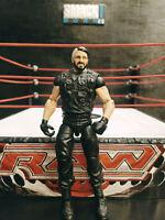 WWE SETH ROLLINS ELITE COLLECTION SERIES 25 MATTEL WRESTLING FIGURE THE SHIELD