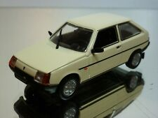 DeAGOSTINI LADA 1102 - CREAM 1:43 - EXCELLENT CONDITION - 18+19