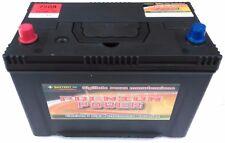 Batteria Auto 100 Ah - (Sx) - 2 Anni garanzia [31x17,5x22,5 cm] +30% di spunto