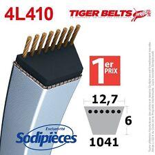 Courroie tondeuse 4L410 Tiger Belts. 12,7 mm x 1041 m