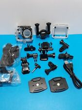 Waterproof Case & Accessories set for  Action Camera