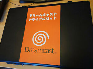 Console Dreamcast Trial Set Edition rare version import JAPAN