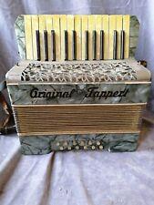 antikes Akkordeon Ziehharmonika Schifferklavier