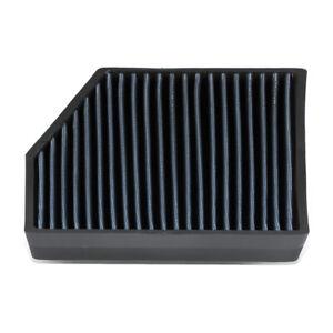 Fit 05-18 VW Jetta/GTI/Passat Audi A3/Q3/TT Drop-In Panel Cabin Air Filter Blue