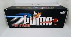 PUMA x SONIC RS-X3 Men's Sneakers Black 373429-01