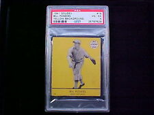 1941 Goudey #19 Bill Posedel Bees-Pitcher PSA-4 VG/Ex