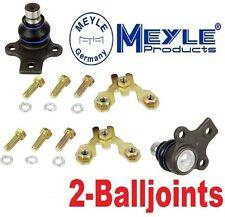 2-Meyle Brand Lower Ball Joints VW Cabrio Corrado Golf Jetta Passat NEW