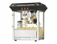 Popcorn Machine Movie Theater Style Concession Electric Popper Counter Top Pro