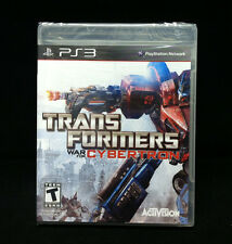Transformers: War for Cybertron  (Sony Playstation 3, 2010)