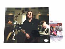 Chumlee Pawn Stars Signed 8x10 Photo JSA COA