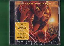SPIDER MAN 2 OST COLONNA SONORA CD NUOVO SIGILLATO