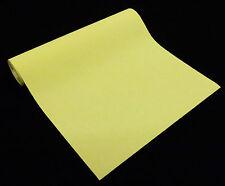 2897-28-6) 7 Rollen hochwertige Vliestapete einfarbige Tapeten hell grün-gelb
