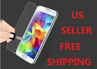 S501 1x 2x3x5x Samsung Galaxy S5 I9600 Front Screen Protector Anti-Scratch Cover