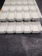 Box Profile, Goosewing Grey colour, covers 800mm, (UK Made) Barns and Sheds