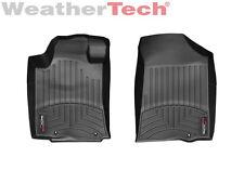 WeatherTech FloorLiner for Nissan Altima Sedan - 2013-1st Row-Black-Oct or Prior