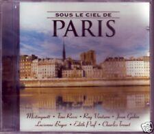 CD PARIS 18T ROSSI/MARJANE/GAUTY/PREJEAN/GARAT/GEORGIUS/MISTINGUETT NEUF SCELLE
