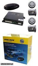 Steelmate PTS400EX 4 VIE ARGENTO parcheggio sensori di retromarcia