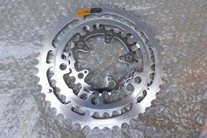 NOS Shinano DEORE XT SG M730 24 36 46 chainrings vtg mtb Klein Yeti Ritchey IBIS