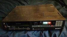 Sony Betamax SL-C30UB