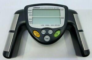 Omron Fat Loss Monitor HBF-306CN BMI Body Fat Black