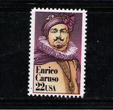 ESTADOS UNIDOS/USA 1987 MNH SC.2250 Enrico Caruso