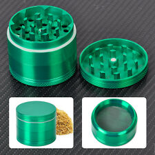 HOTSALE Aluminum Indian Crusher 2 Inch Zinc 4 Piece Tobacco Spice Herb Grinder