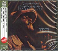 DONNY HATHAWAY-LIVE-JAPAN CD Ltd/Ed B50