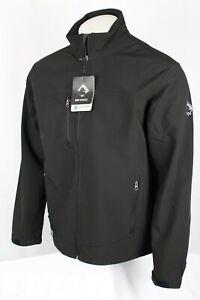 DRI Duck Men's Motion Softshell Work Jacket Size Large Black 5350