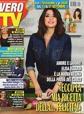 Vero Tv 2018 37.Elisa Isoardi,Andrea Delogu,Fernanda Lessa,Bianca Guaccero
