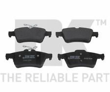 NK 222562 Bremsbelagsatz, Scheibenbremse   für Ford Focus III Focus II C-Max