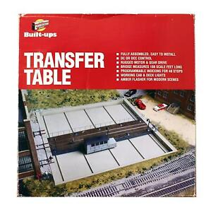 WALTHERS CORNERSTONE 933-2968 TRANSFER TABLE