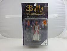 Buffy The Vampire Slayer VAMPIRE DRUSILLA White Dress NEW Moore Action Col. BTVS