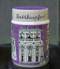 "Goebel Porzellan / Keramik Deckeldose "" Betthupferl von 1962 !!!"