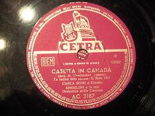 78 GIRI CARLA BONI & GINO LATILLA in CASETTA IN CANADA' & UN FILO DI SPERANZA 3)
