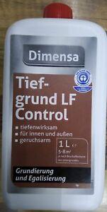 Tiefgrund LF Control  gebrauchsfertig 1 L innen und aussen