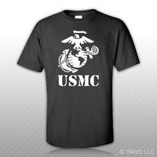 USMC EGA T-Shirt Tee Shirt marines marine corps earth globe anchor