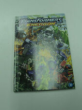 TRANSFORMERS ENERGON BOOKLET INSERT PROMOTIONAL PROMO 2