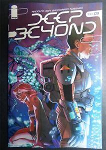 DEEP Beyond #3 - Apr 2021 - Image Comics #OJ