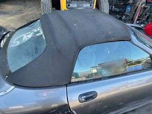 MG TF *2002-2009* CONVERTIBLE FABRIC ROOF HOOD COMPLETE