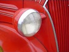 1937 1938 1939 Chevrolet Pickup Headlight Rings New