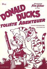 IFB 7350 | DONALD DUCKS TOLLSTE ABENTEUER | Walt Disney | Cartoons | Topzustand