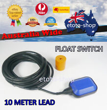 Automatic Float Switch 10m Lead - Control Water Pump