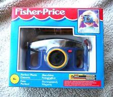 VTG FISHER PRICE PERFECT PHOTO CAMERA, 1994! (CAMARA FOTOGRAFICA) BRAND NEW, OS!