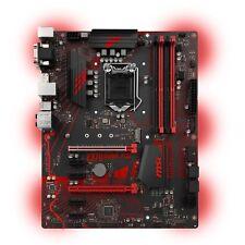 MSI Z370 GAMING PLUS ATX Motherboard for Intel LGA1151 CPUs