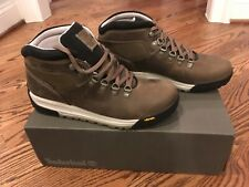 Timberland x J. Crew Men's GT Scramble Hiking Boots Olive Green Sz 9.5 Shoes NIB