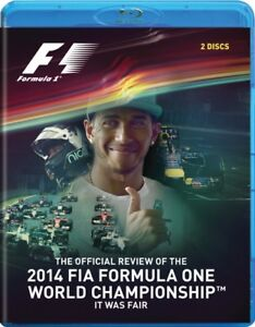 F1 2014 Official Review (Blu-ray)