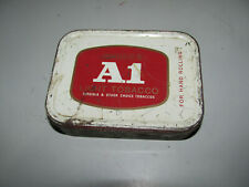 Vintage Ringer's A1 Light Tobacco Tin In Fair Condition As Pictured