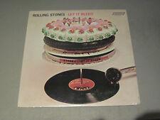 Rolling Stones- Let It Bleed- LP 1969 London NPS-4 Sealed
